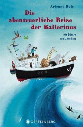 Cover des Mediums: Die abenteuerliche Reise der Ballerinus
