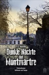 Dunkle Nächte auf Montmartre Cover