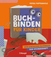 Buchbinden für Kinder Cover