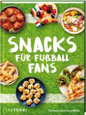 Snacks für Fußballfans Cover