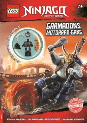 Lego Ninjago Garmadons Motorrad Gang 9783960801443 Bücher