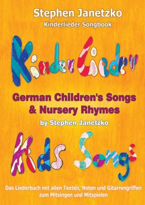 Kinderlieder Songbook - German Children's Songs & Nursery Rhymes - Kids Songs