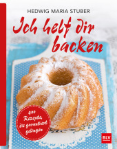Ich helf dir backen Cover