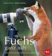 Fuchs ganz nah, m. Poster Cover