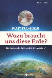 Papst Franziskus: Wozu braucht uns diese Erde? Cover