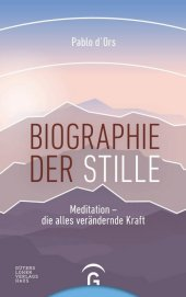Biographie der Stille Cover