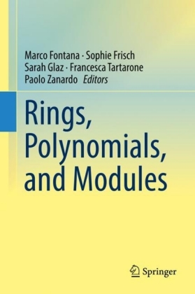 Rings, Polynomials, and Modules