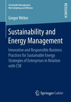 Sustainability and Energy Management