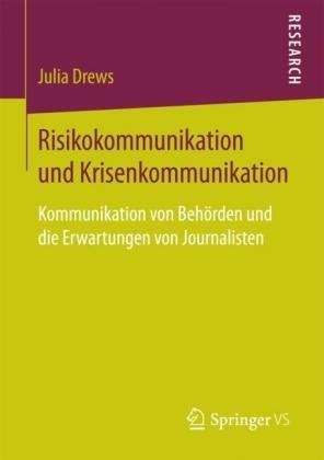 Risikokommunikation und Krisenkommunikation
