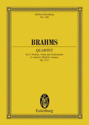 String Quartet C minor