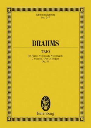 Piano Trio C major