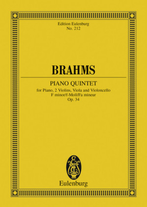 Piano Quintet F minor