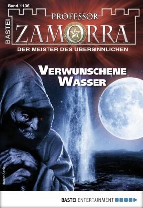 Professor Zamorra 1136 - Horror-Serie