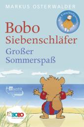 Bobo Siebenschläfer: Großer Sommerspaß Cover