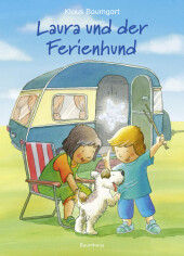Laura und der Ferienhund Cover
