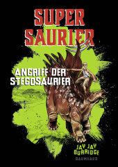 Supersaurier - Angriff der Stegosaurier Cover