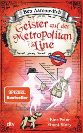 Geister auf der Metropolitan Line Cover