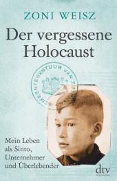 Der vergessene Holocaust Cover