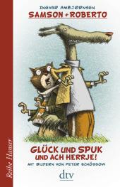 Samson und Roberto - Glück und Spuk und ach herrje! Cover