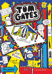 Tom Gates - Läuft! (Wohin eigentlich?) Cover