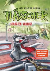 Flätscher - Schurken voraus! Cover