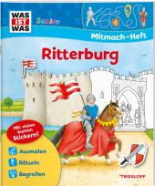 Ritterburg, Mitmach-Heft