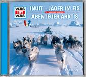 Jäger im Eis / Abenteuer Arktis, 1 Audio-CD Cover
