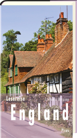 Lesereise England Cover