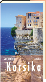 Lesereise Korsika Cover