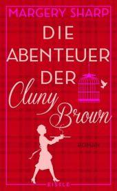 Die Abenteuer der Cluny Brown Cover