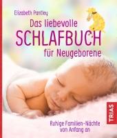 Das liebevolle Schlafbuch für Neugeborene Cover