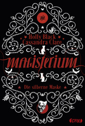 Magisterium - Die silberne Maske Cover