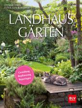 Landhaus-Gärten Cover