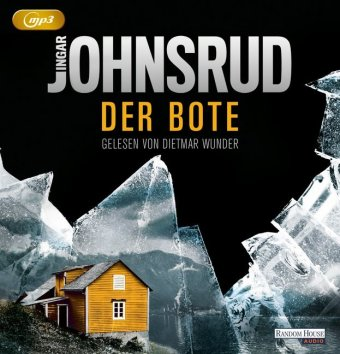 Der Bote, 2 MP3-CDs