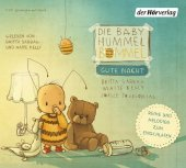 Die Baby Hummel Bommel - Gute Nacht, 1 Audio-CD Cover