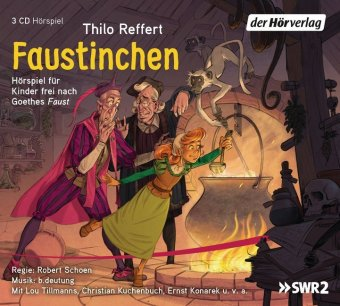 Faustinchen, 3 Audio-CDs