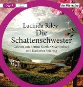 Die Schattenschwester, 2 MP3-CDs