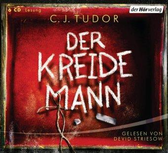 Der Kreidemann -, 6 Audio-CDs