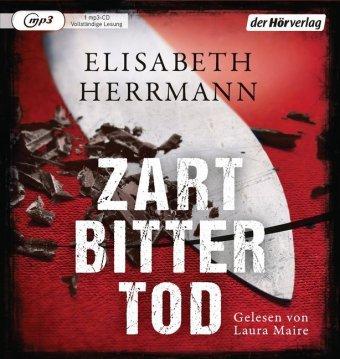 Zartbittertod, 1 MP3-CDs
