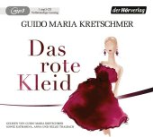 Das rote Kleid, 4 Audio-CDs Cover