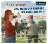 Mein Mann, der Rentner, und dieses Internet, 4 Audio-CDs Cover