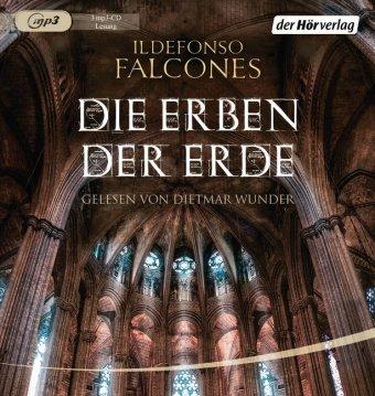Die Erben der Erde, 3 Audio-CD,