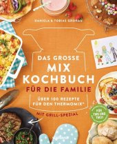 Das große Mix-Kochbuch für die Familie Cover