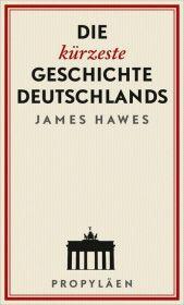 Die kürzeste Geschichte Deutschlands Cover