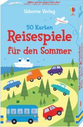 50 Karten: Reisespiele für den Sommer Cover