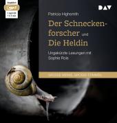 Der Schneckenforscher und Die Heldin, 1 MP3-CD