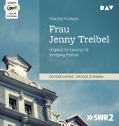 Frau Jenny Treibel, 1 MP3-CD Cover
