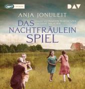 Das Nachtfräuleinspiel, 1 MP3-CD Cover