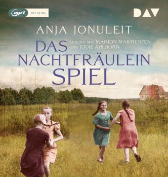 Das Nachtfräuleinspiel, 1 Audio-CD, MP3