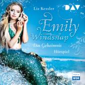 Emily Windsnap - Teil 1: Das Geheimnis, 1 Audio-CD Cover